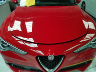Alfa Romeo Stelvio Paint Protection Film