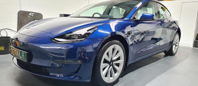 Tesla Model 3 - New Car Protection Detail - Ceramic Coatings