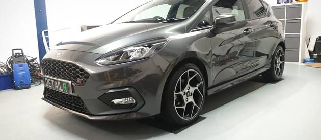 Ford Fiesta ST Detail