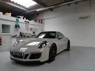 Porsche Carrera GTS Paint Protection Film
