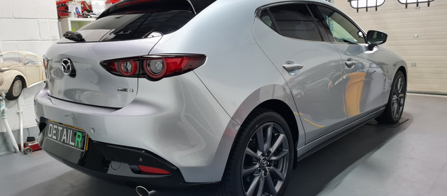 New Car Protection Detail