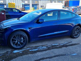 Tesla Model 3 - New Car Protection Detail