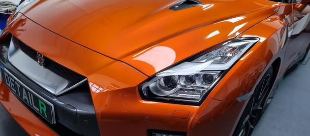 Nissan GTR Specialist Detailing