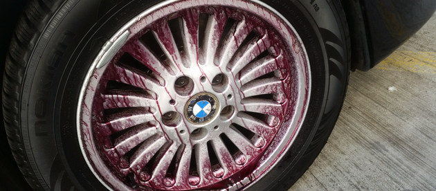 BMW 5 Series Enhancement Detail