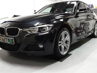 BMW 320d DETAIL