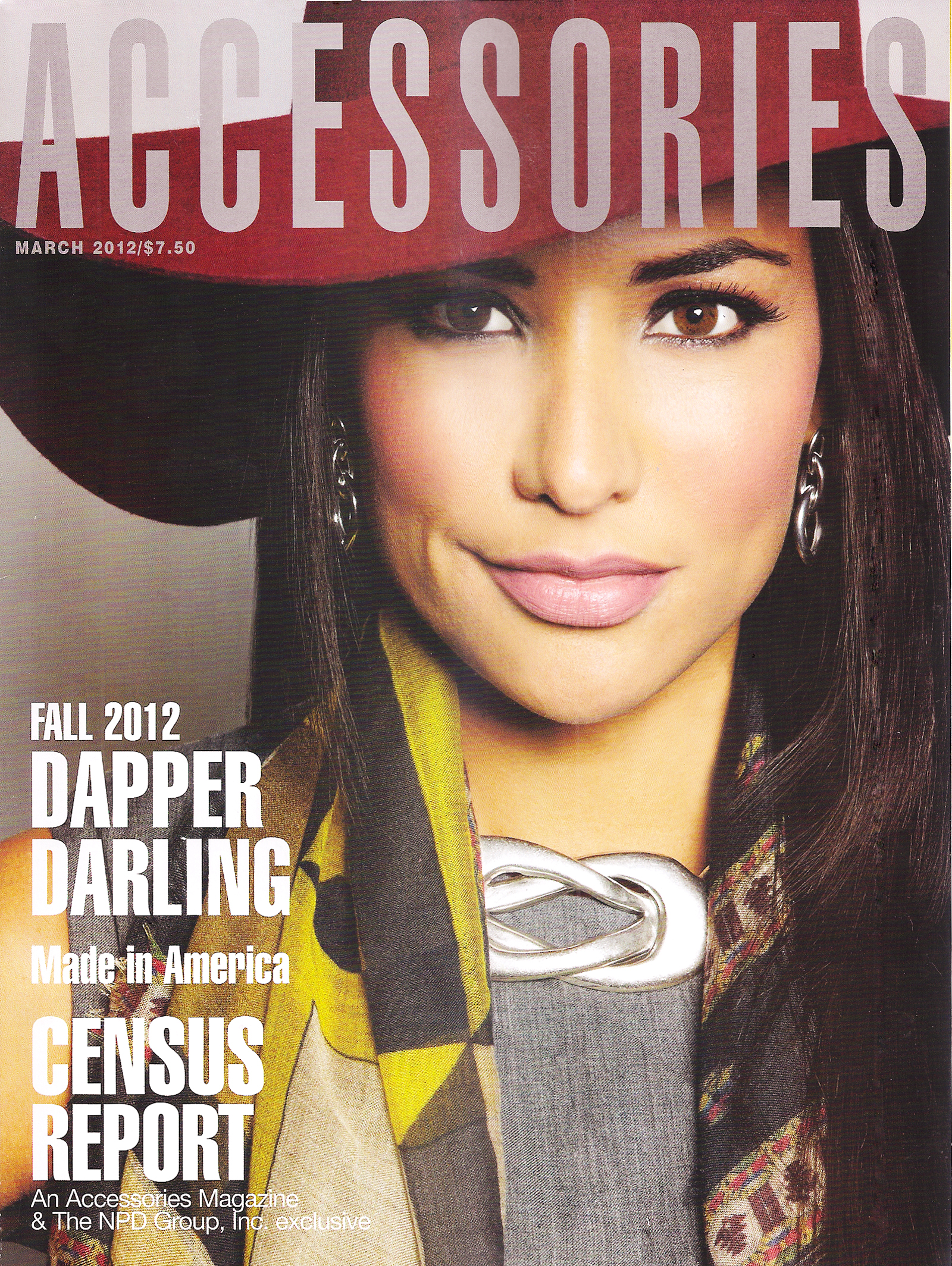 Accessories Magazine Cover