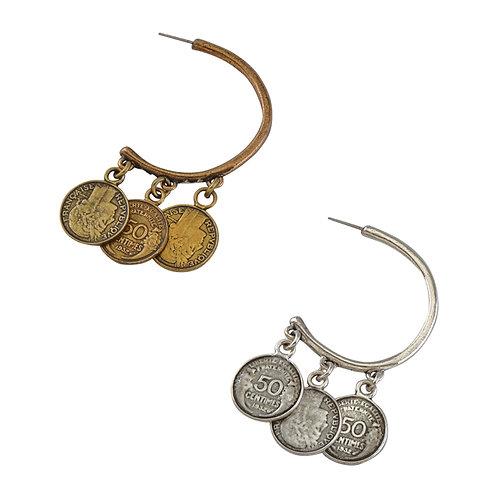 Kesev Earring
