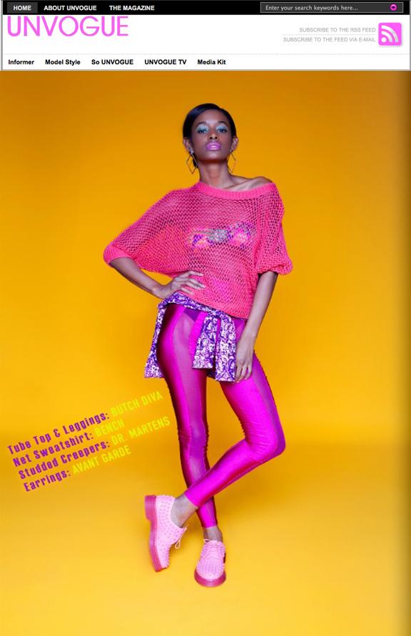 Unvogue Magazine