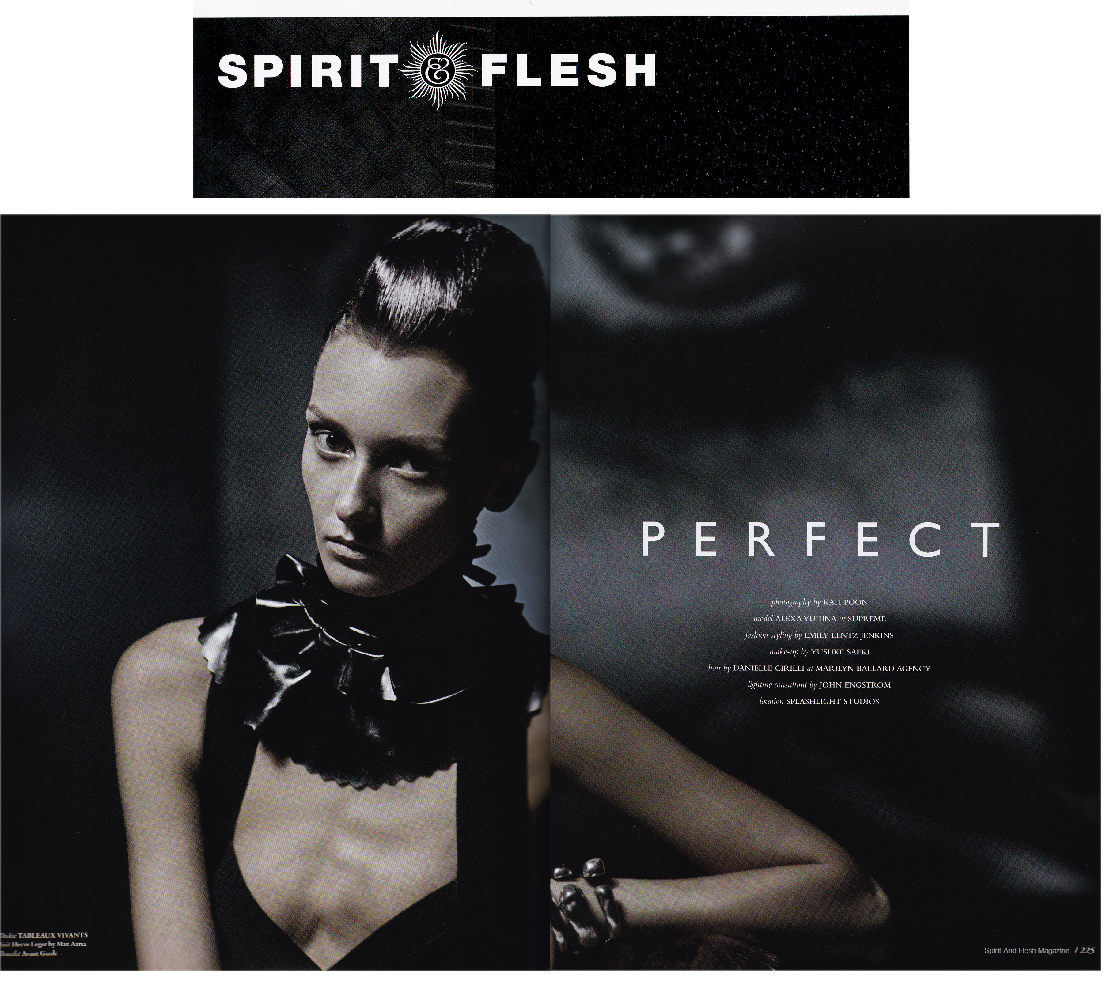 Spirit and Flesh Magazine