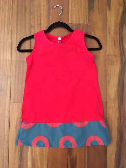 Phish Dress- Fishman Donut Kids Dress
