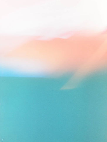 Castro Frank Image from Ethereal 35mm series pinks and coral hue