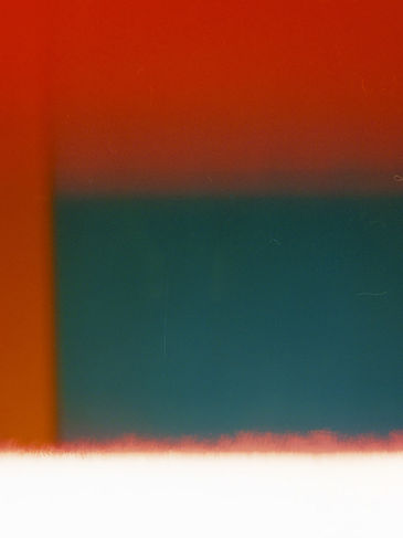 Castro Frank Image from Ethereal 35mm series with black and red hues