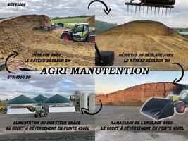 Etapes désilage - AGRI MANUTENTION