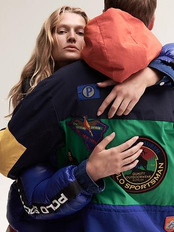 Toni Garrn und Niklas Garrn for Ralph Lauren Vogue & GQ