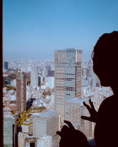 #tokyo on #film  #japan #contax #35mm #a
