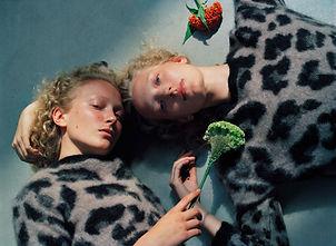shot by Sam Nixon for Luisa Cerano & Vogue