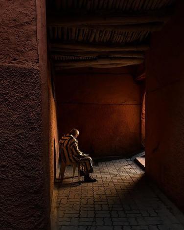 Aqilah, an eighty six year old man, read