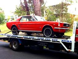Hot Rod Vehicle Transportation South Coast NSW
