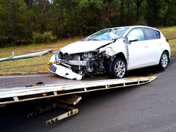 Accident Towing for all Insurance Companies