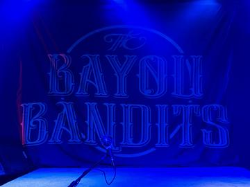 THE BAYOU BANDITS BIRTHDAY BASH