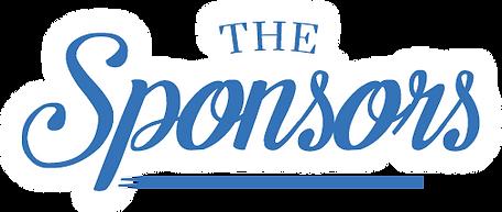 THE SPONSORS