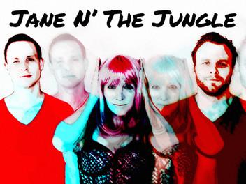 JANE N' THE JUNGLE on The Phoenix Music Scene