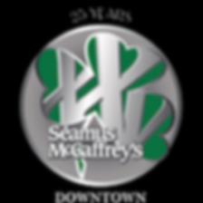 SEAMUS MCCAFFREY'S DOWNTOWN