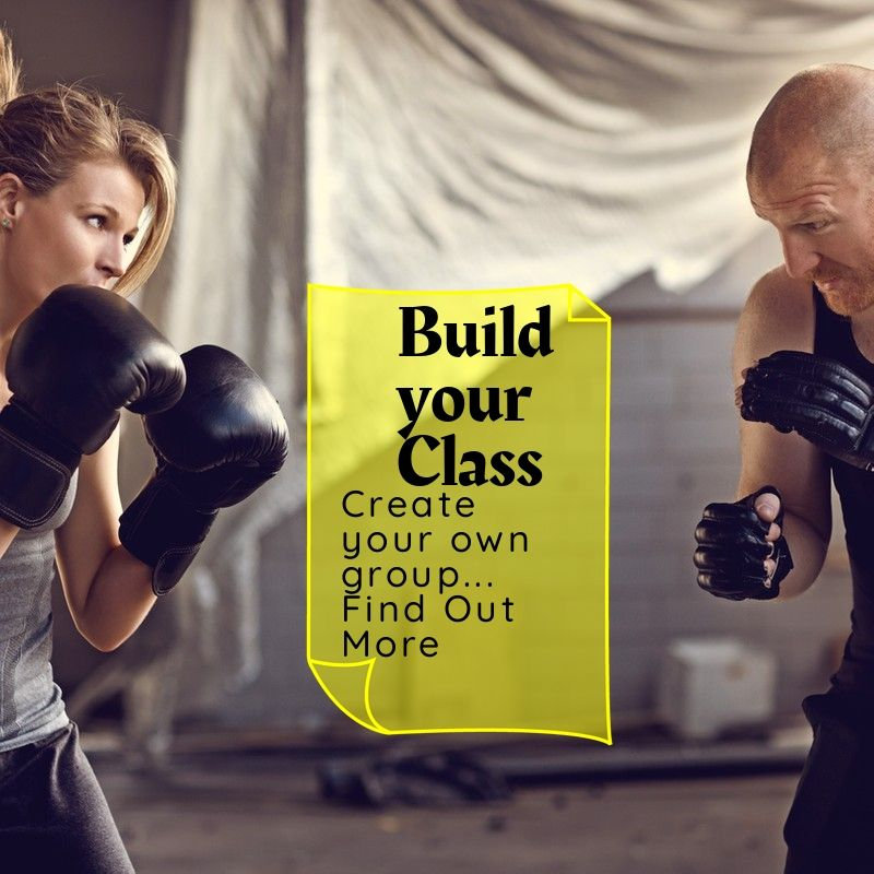 Build your class free Consultation