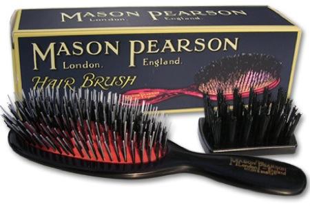 mason hårbørste