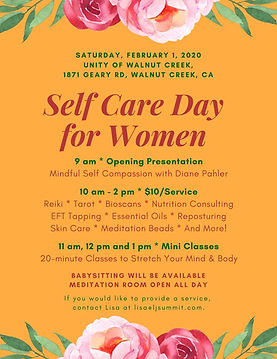 Self Care Day for Women flyer (feb20).jp