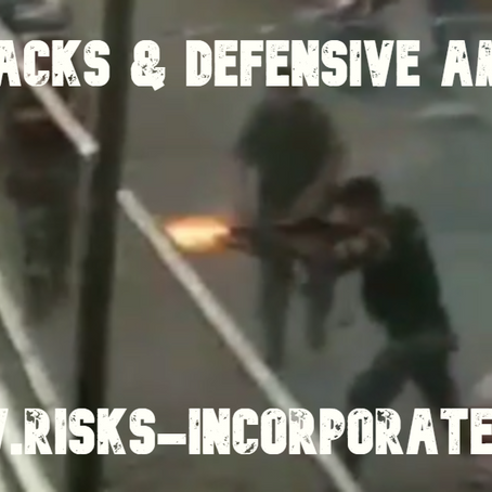 Knife Attacks & Defensive Ammunition