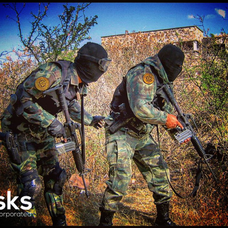 Tactical Kit List For Hostile Environments