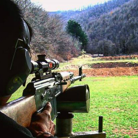 Precision Rifle & Sniper Training for Hostile Environment Close Protection