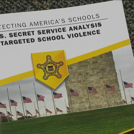 US Secret Service School Shooting Report
