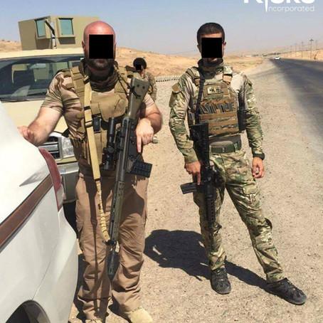 Hostile Environments - Working Armed Internationally!