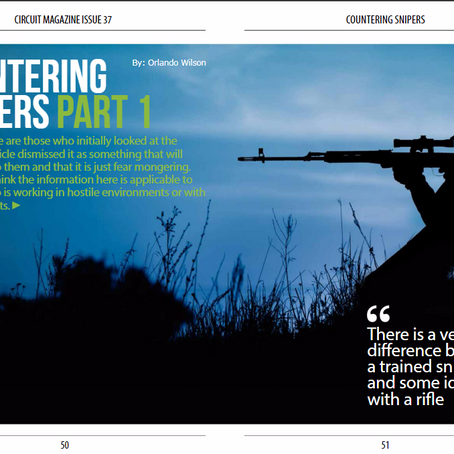 Countering Snipers: The Circuit Magazine
