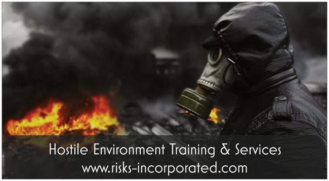 Hostile Environment Awareness Training Courses