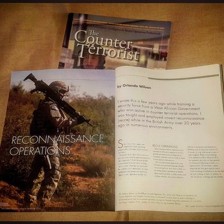 Counter Terrorist Magazine: RECCE Operations