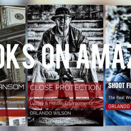 Orlando Wilson's Amazon Author's Page: Books for Sale!!