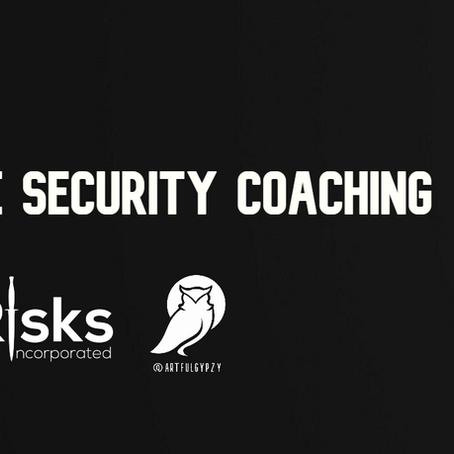 Executive Security Coaching - Business Skills