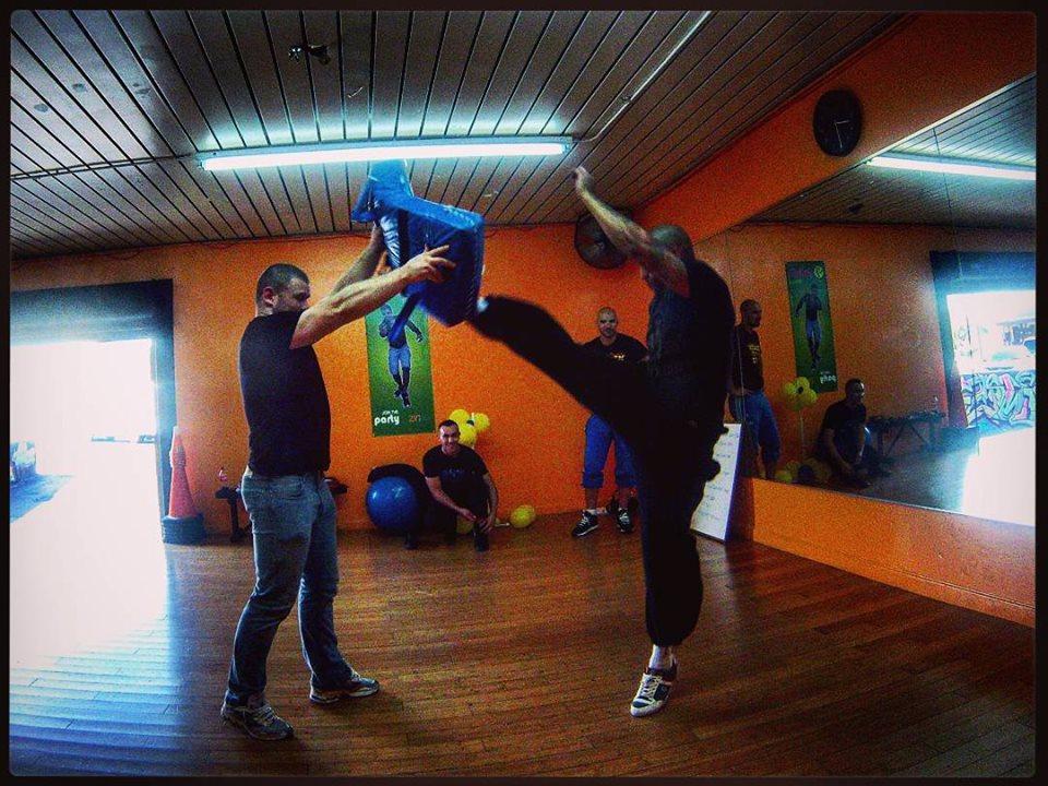 Self Defense Training in Florida & Europe