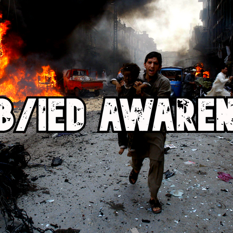 Bombs & Improvised Explosive Device (IED) Incidents