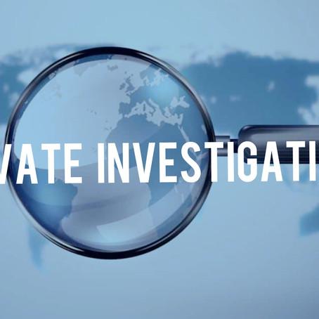 Private Investigation Services - Miami, London & Athens