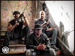 Orlando Wilson – Tactical, Weapons & Security Expert