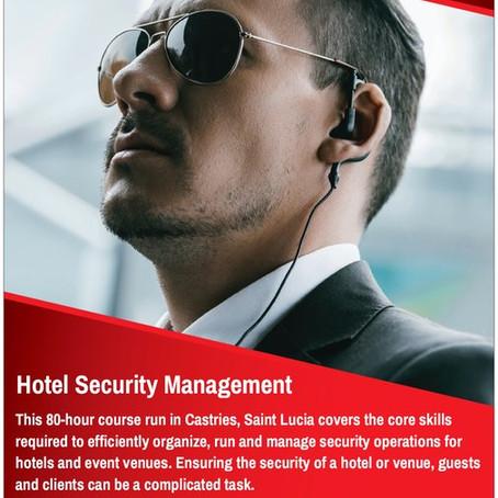 Caribbean Hotel Security Management Training