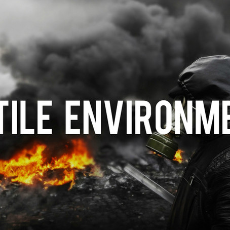 Hostile Environment Training Courses