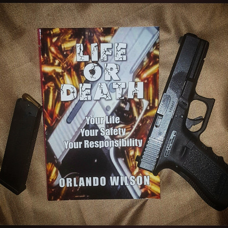 Life Or Death: The Tactical Handgun Training Manual