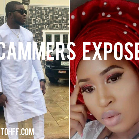 Nigerian Scammers Exposed