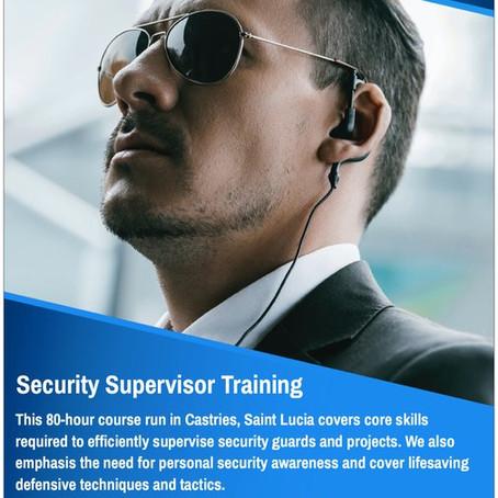 Caribbean Security Supervisor Training