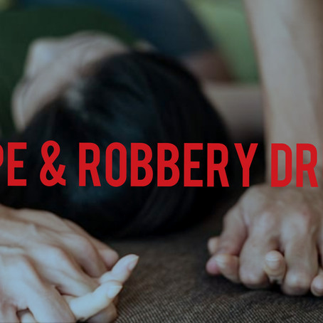 Date Rape, Kidnap and Robbery Drugs!